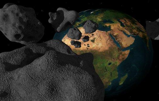 Asteroida Apophis leci w kierunku Ziemi. Koniec świata nastąpi za 10 lat?