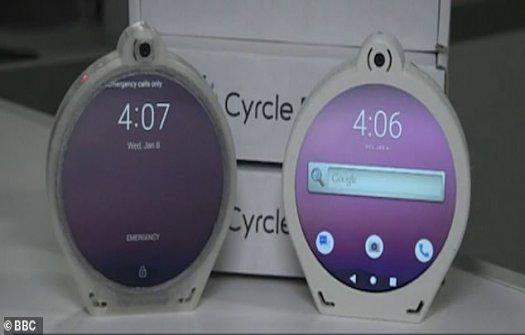 Czy w 2021 roku twój smartfon będzie okrągły? The Cyrcle Phone