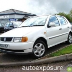 Volkswagen Polo GL 1.6 tuning