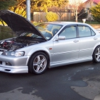 tuning Honda Accord SiR-T