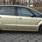 Ford S-MAX 2.5 tapety