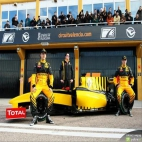 Nowy bolid Renault F1