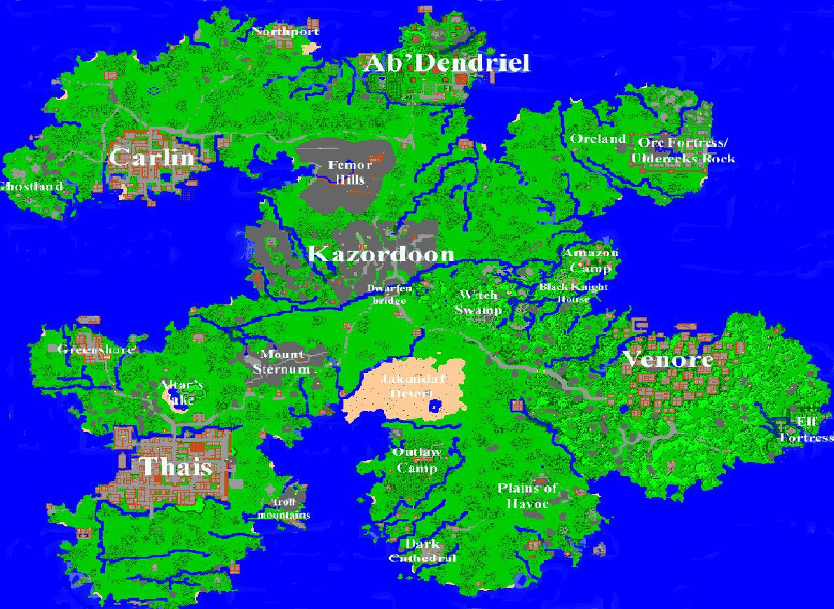 Tibia World Map.Tibia Map Wisconsin Assembly District Map