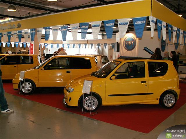 tuning fiat seicento sporting. Black Bedroom Furniture Sets. Home Design Ideas