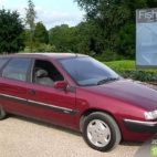 tapety Citroën Xantia 2.0i 16V SX Break