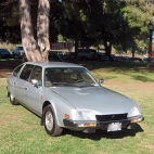 Citroën CX 25 TRi Break tapety