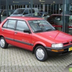 tuning Subaru Justy 1.2 Automatic