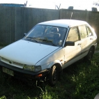 Subaru Justy 1.2 tuning