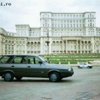 Dacia 1310 CLi Break tuning