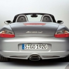 dane techniczne Porsche Boxster S Tiptronic 50 Years of the 550 Spyder