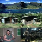 Real World vs Crysis