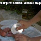Windows XP pirat edition