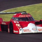 Toyota GT-ONE Racing Version