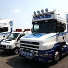 Scania T420,Volkswagen LT,Scania 124L 420 Tuning