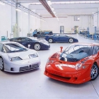 Bugatti EB110 Super Sport i B Engineering Edonis