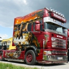 Scania Longline Tuning 164-L