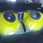 caravelle  Car Audio Bass