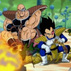 Dragon Ball Z Vegeta i Nappa