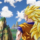Dragon Ball Z Songo SSJ 3