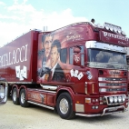 Scania Longline Tuning Scarface