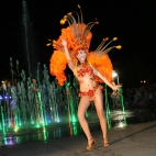 Afro Carnaval - Cosmic Night w Toruniu 2011 (1)