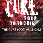 The Cure Łódź Multicam