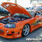 Toyota Supra The Fast and the Furious