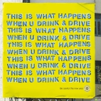 Iluzja: This is what happens when u drink & drive