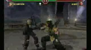 Mortal Kombat Deadly Alliance - Gameplay - Playstation 2