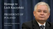Homage to Polish President Lech Kaczynski (1949-2010), Orchestral Composition by Isaias Garcia