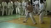 Centrum Taekwon-do ITF - Pokaz (4.09.2004)