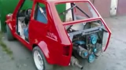 Building Fiat 126p Rally Edition