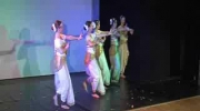Thillana Revati - Indian dance by Polish dancers