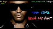 Taio Cruz - Break Your Heart (cleanest & best version) HQ