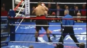Boxing - Knocked out twice
