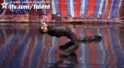 Razy Gogonea - Britain's Got Talent 2011 Audition - Brytyjski mam talent - Matrix