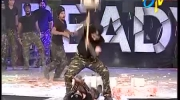 India Talent Show - Warriors of Goja AMAZING