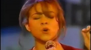 Mariah Carey - 1991 - Good Morning America - Hark! The Herald Angels Sing