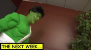 Hulk Therapy!  Session #11