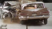 1959 Chevrolet Bel Air vs. 2009 Chevrolet Malibu
