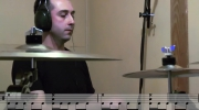 Double Bass Drumming Exercises by Gawron. Drum lesson #1 Binary