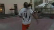 "U.S. Women""s Soccer - U20s Ball Trick Competition"