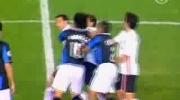 Top 10 football fights and fouls