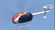 Akrobacje Helikopterem Red Bull-a