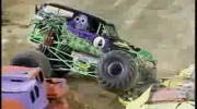 Monster Jam - Grave Digger Freestyle from St. Louis