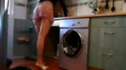 Naughty MILF Wife Upskirt With Peeping Plumber!