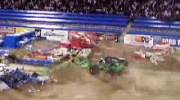 Grave Digger's Freestyle at Monster Jam Finals '08
