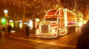 Coca Cola Christmas Trucks