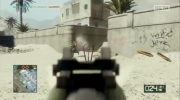 Battlefield: Bad Company 2 - PS3 Beta Multiplayer Gameplay Part II