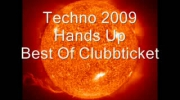 Techno 2009(Best Of Clubbticket)Hands Up Mix